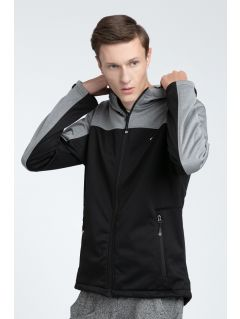 Men's softshell jacket SFM002 - black