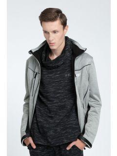 Men's softshell SFM005 - grey melange