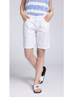 Women's urban shorts SKDT003 - white
