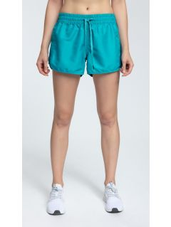 Women's boardshorts SKDT200 - sea green