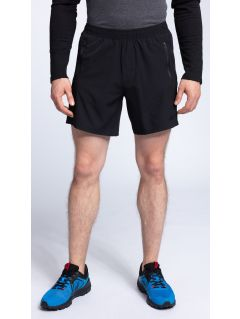 Men's active shorts SKMF009 - black