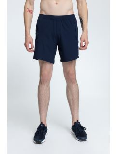 Men's active shorts SKMF009 - dark navy