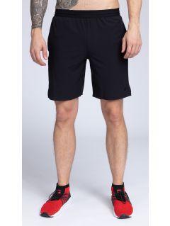 Men's active shorts SKMF255 - red