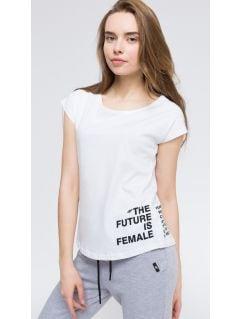 Women's T-shirt TSD213 - white