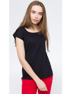 Women's T-shirt tsd216 - black