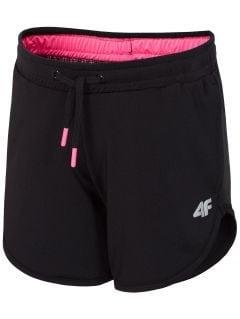 active shorts for small girls JSKDD300 - black