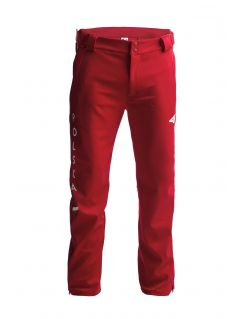 Men's trekking pants Poland PyeongChang 2018 SPMT900R - cherry red