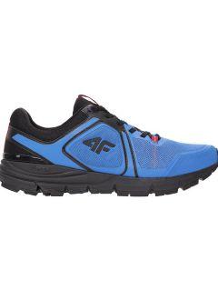 Men's running shoes OBMS101 - denim