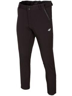 Men's trekking pants SPMT002 - black
