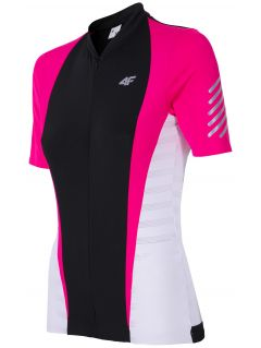 Women's cycling jersey RKD154 - black