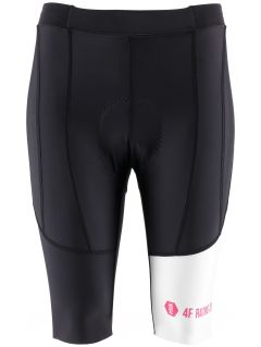 Women's cycling shorts rsd150 - black