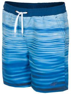 Swim trunks for big boys JMAJM210 - blue