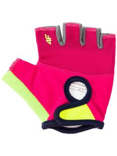 Cycling gloves for big girls JRRD206 - multicolor
