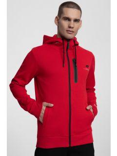 Men's hoodie BLM220 - red