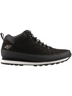 Men's hiking shoes OBMH202 - black