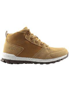 Men's lifestyle shoes OBMH205 - beige