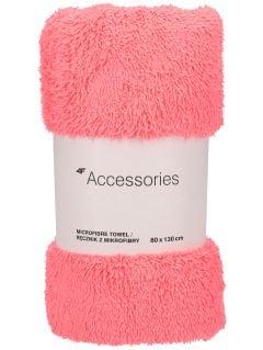 Sports towel RECU201B - pink neon
