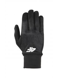 Sports gloves REU205 - black