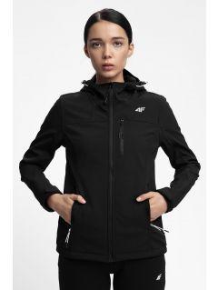 Women's softshell jacket SFD215 - black