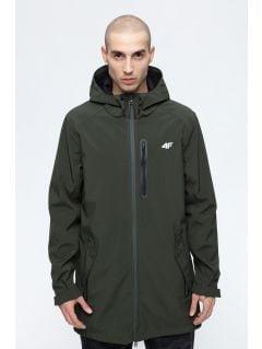 Men's softshell jacket SFM205 - khaki