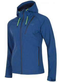 Men's softshell jacket SFM300 -  navy