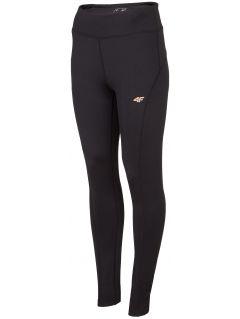 Women's active leggings SPDF302 - black