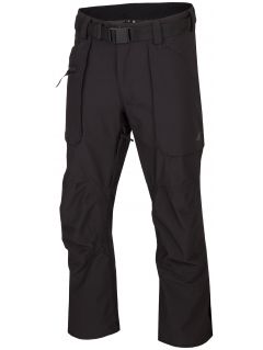 Men's ski pants SPMN552R - black
