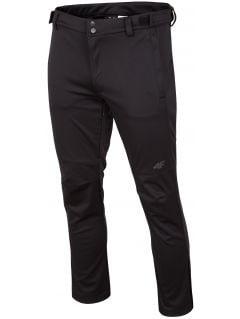 Men's trekking pants SPMT202R - black