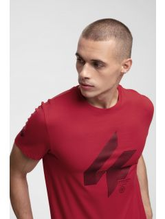 Men's T-shirt TSM288 - red