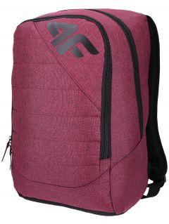 Urban backpack PCU003 - burgundy melange