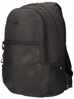 Urban backpack PCU004 - black melange