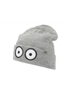 Hat for older children (boys) JCAM205 - grey