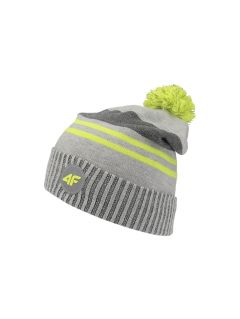 Hat for older children (boys) JCAM227 - grey melange