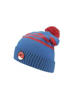 Hat for older children (boys) JCAM227 - cobalt blue