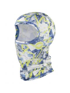 Ski balaclava for older children (boys) JKOMU401 - multicolor