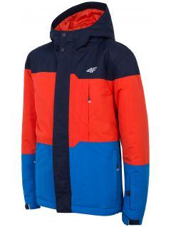 Ski jacket for older children (boys) JKUMN408 - navy