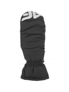 Gloves for older children (girls) JRED401 - black