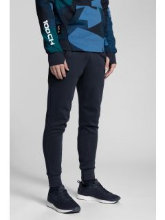 Men's sweatpants Kamil Stoch Collection SPMD501 - navy