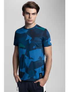 Men's T-shirt Kamil Stoch Collection TSM500 - multicolor allover