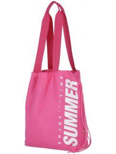 Beach bag TPL204 - neon pink