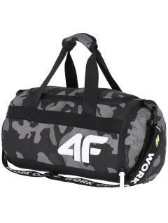 Duffel bag for boys JBAGM201 - black