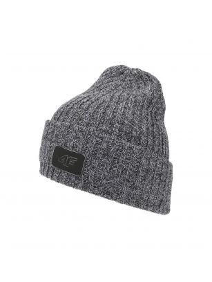 Women's hat CAD252 - dark grey melange