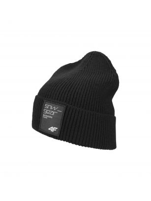 Men's hat CAM250 - black