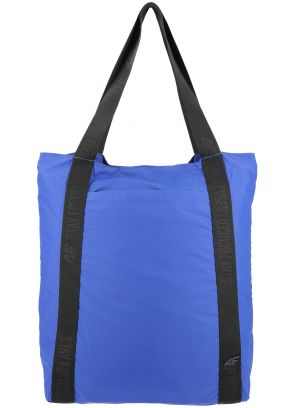 Women's shoulder bag TPU202 - cobalt blue