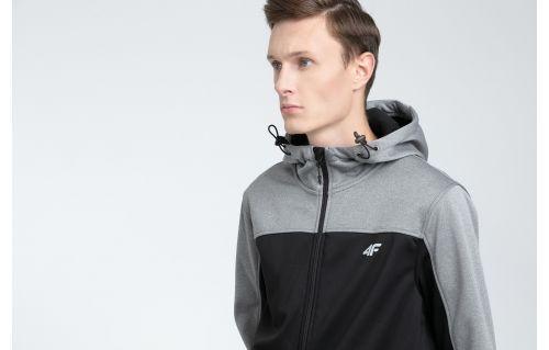 Men's softshell jacket SFM002 - black