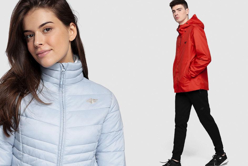 Jackets and softshell jackets