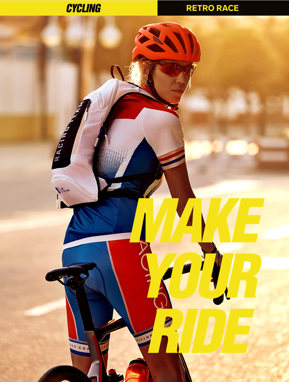 MAKE YOUR RIDE
